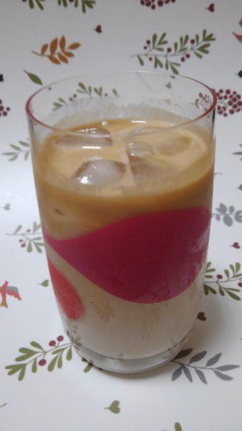 ココナツミルクコーヒー