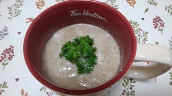 マッシュルームスープ